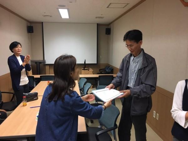 근로복지공단 희망찾기 비긴어게인 서울 성모병원 갤러리